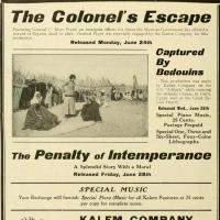 The Colonel's Escape (1912)