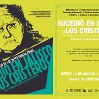 Aurelio de los Reyes presenta el volumen III de Cine y Sociedad en México