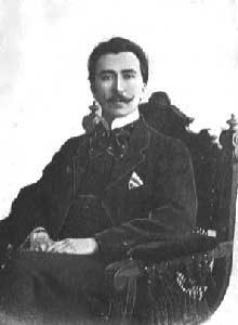 "Anatoli Kamenski, autor del relato ""Cuatro"""
