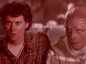 Sí señor, efectos especiales, ye ye yeah… (en el cine)