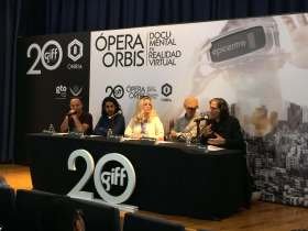 GIFF, primer festival en producir 3 películas en Realidad Virtual