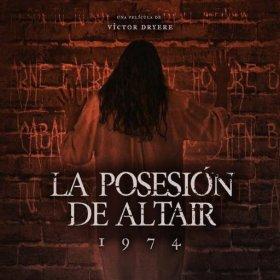 """""""La posesión de Altair"""", una buena  película de horror mexicano"""