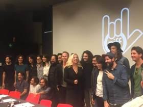 Además de Cine, el GIFF tendrá conciertos de la escena indie mexicana
