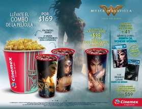 DC Comics renace en exclusiva en Cinemex