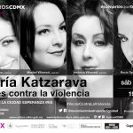 María Katzarava, Verónica Villarroel, Maribel Villarroel y Rocío Tamez unen sus Voces contra la Violencia