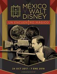 """La Cineteca presenta las exposiciones """"México y Walt Disney: Un encuentro mágico"""" y """"El Arte de COCO"""""""