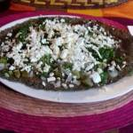 Garnachas y festejo en Tlacoyotitlán