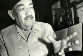 Manuel Esperón, compositor y figura del cine mexicano