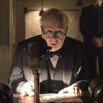 """""""La horas más oscuras"""",  Oldman, el mejor Churchill"""