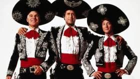 """Celebra con """"Tres amigos"""", la doble parodia al western y al cine ranchero"""