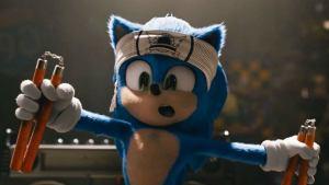 """Decente adaptación del videojuego: """"Sonic"""""""