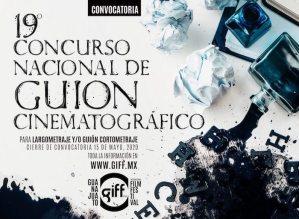 GIFF convoca al XIX Concurso Nacional de Guion Cinematográfico
