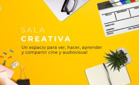"IMCINE crea ""Sala Creativa: ver, hacer y aprender cine"""