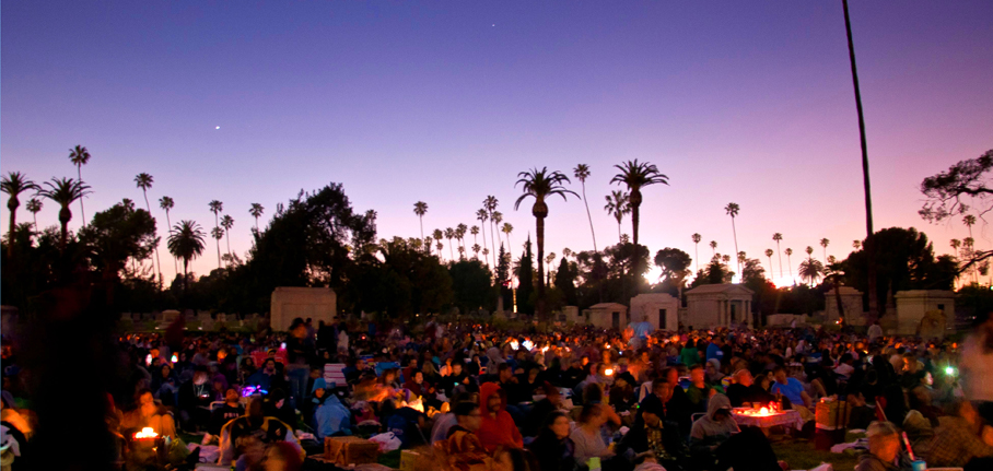 Cinespia Information  Hollywood Forever Cemetery
