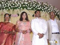 Meena Reception Photos (1)