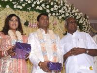Meena Reception Photos (7)