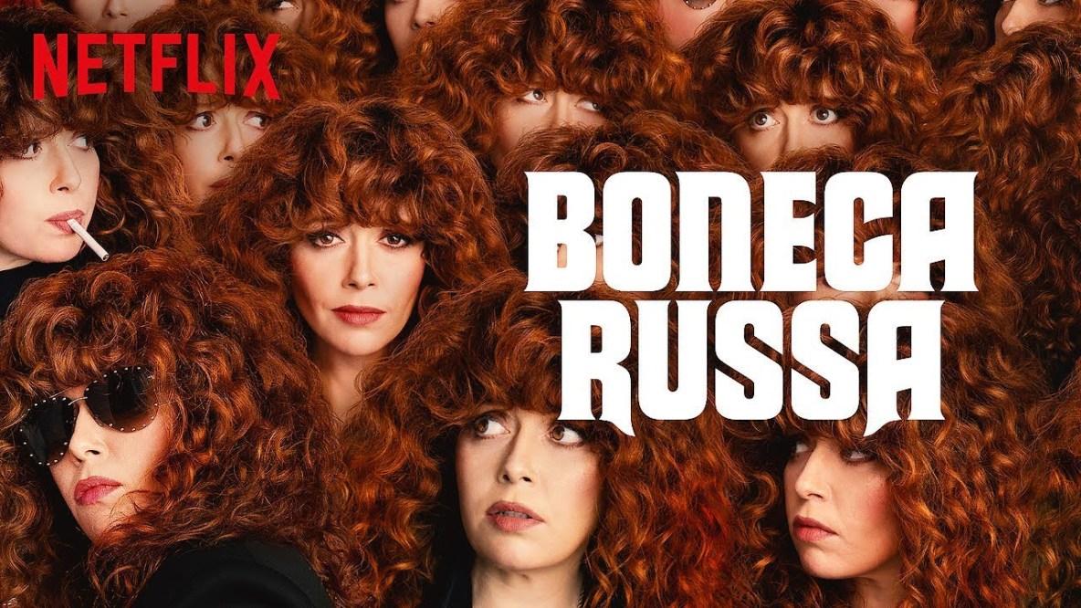 Resultado de imagem para série boneca russa