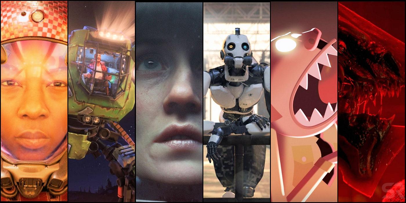 Love Death & Robots | O que esperar de uma 2ªTemporada da série da Netflix  - Cinestera