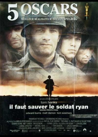 Il Faut Sauver Le Soldat Rayan : sauver, soldat, rayan, Affiche, SAUVER, SOLDAT, 40x60