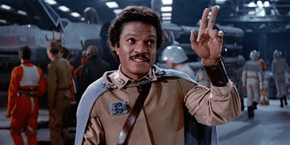 Billy Dee Williams confirma que regresará como Lando Calrissian en STAR WARS: EPISODIO IX