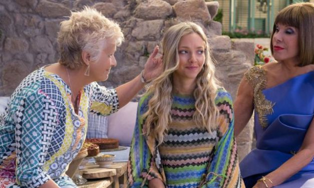 ¡DANCING QUEEN EN MAMMA MIA 2!