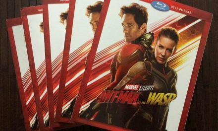CineSwag y Capital Comic te regalan Ant-Man & The Wasp