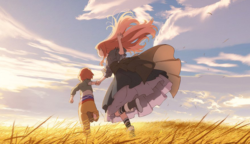Live Moving Fall Wallpaper For Pc Fantasia 2018 Maquia When The Promised Flower Blooms