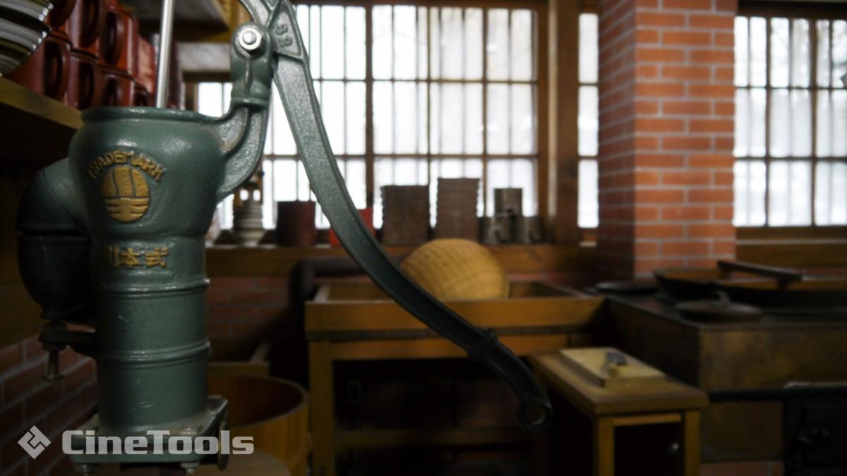 「北海道開拓の村」では昔の建物をほぼ当時のまま保存