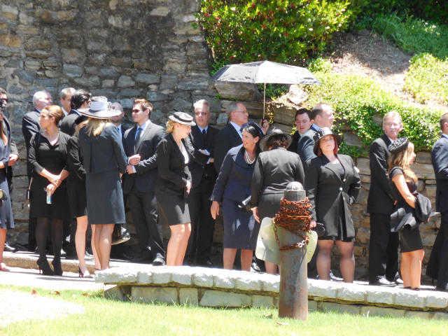 Guerra Civil funeral