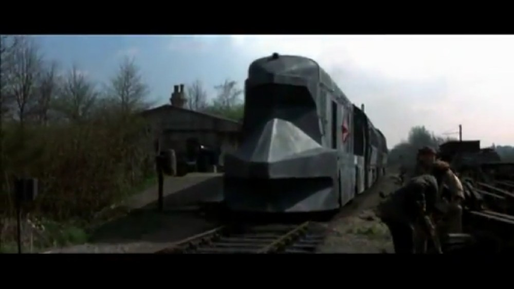 My name is Bond...James Bond.... British Rail Class 20 in GOLDENEYE (2/3)