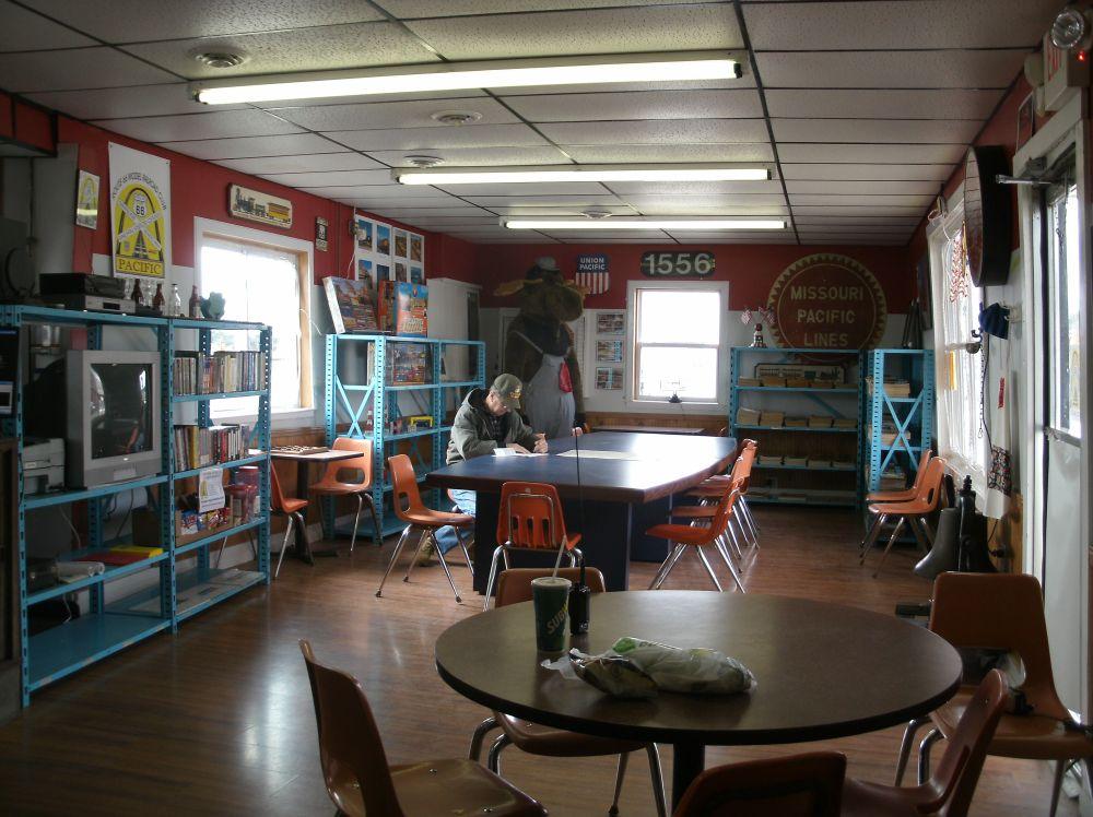 Route 66 Railroad Club (2/3)