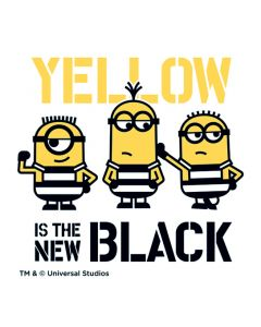 Minions Yellow Is the New Black
