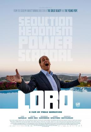 Silvio Et Les Autres Critique : silvio, autres, critique, Silvio, Autres, (Loro), Cineuropa