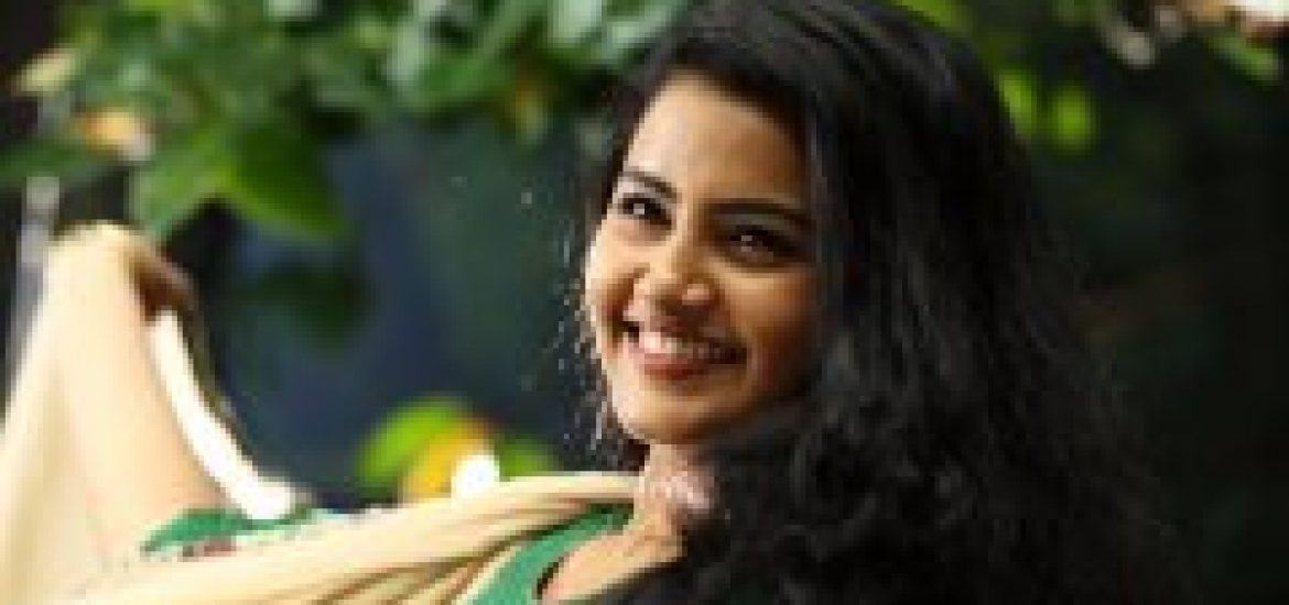 Anupama cute Smile