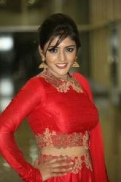eesha Rebba in Red