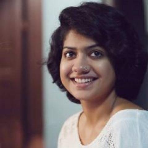 Attractive Smile of Anarkali Marikar