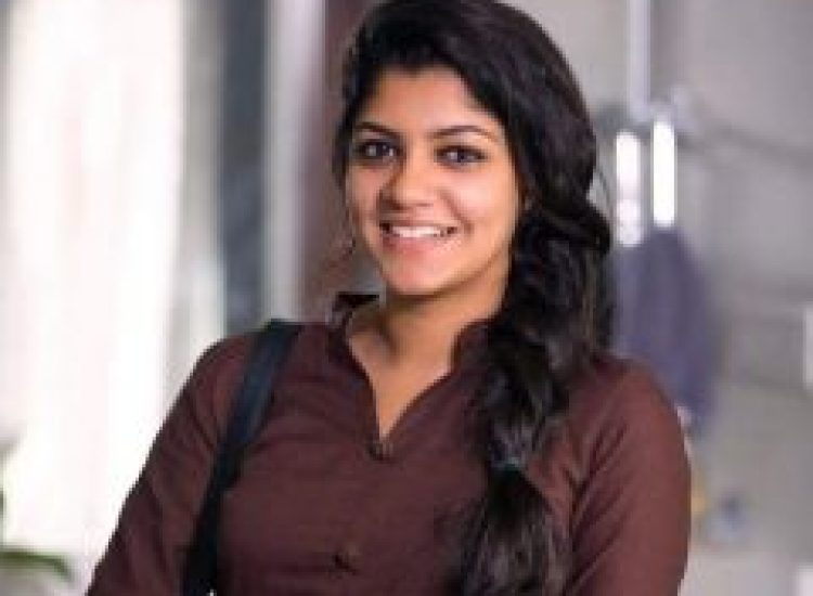 Nice Look of Aparna Balamurali