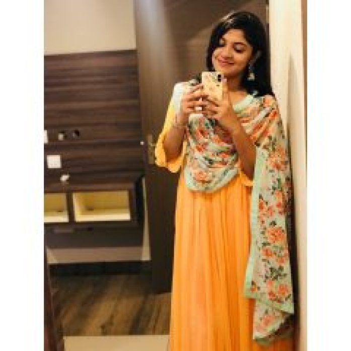 Aparna Balamurali in Yellow