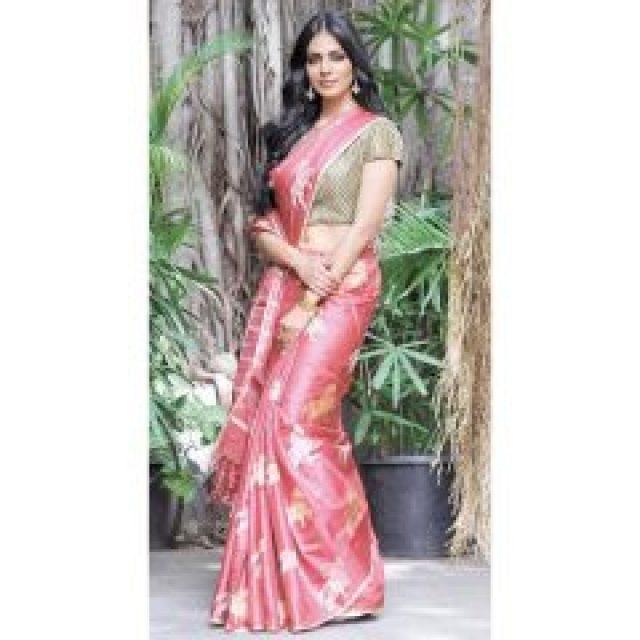 Traditional Look of Malavika Mohanan