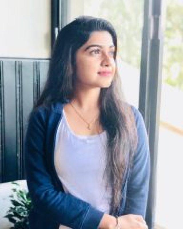 Lovely Manasa Radhakrishnan