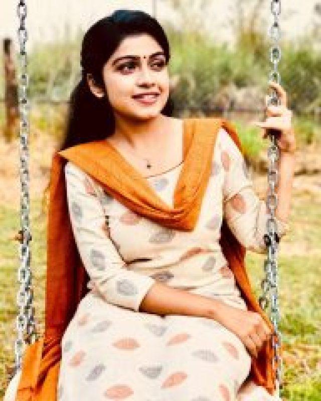 Manasa Radhakrishnan in Chudi