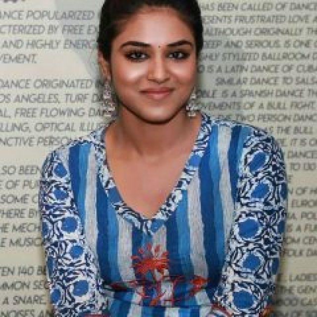 Indhuja Ravichandran different look