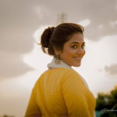 Cute Indhuja Ravichandran