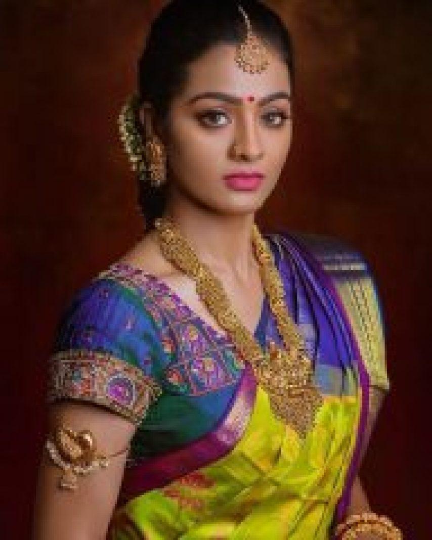 Traditional Gayathri Shankar