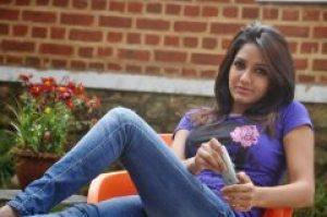 Bhavani Reddy in jeans