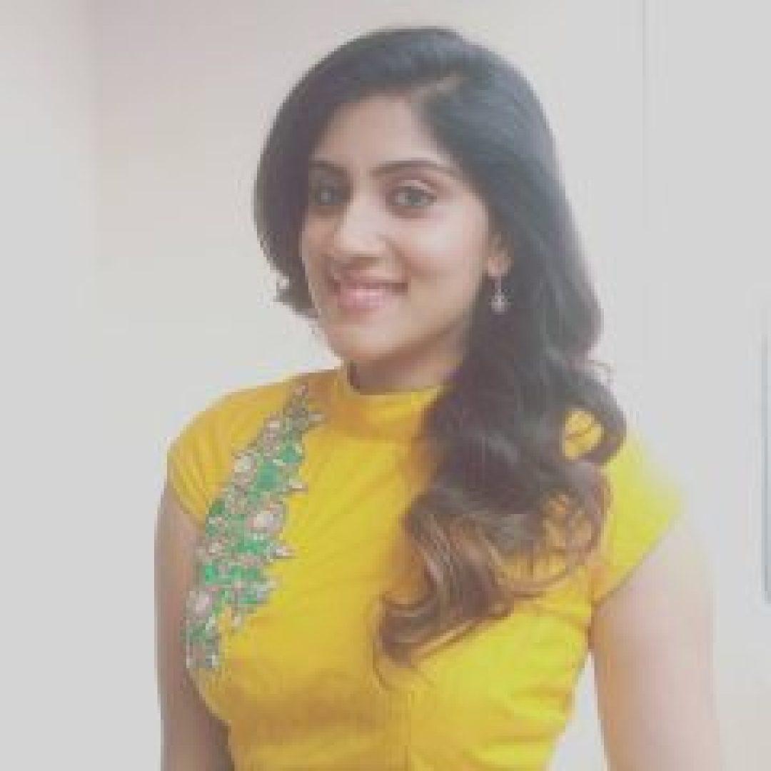 Dhanya Balakrishna in Yellow