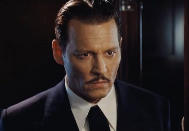 Murder on the Orient Express Johnny Depp