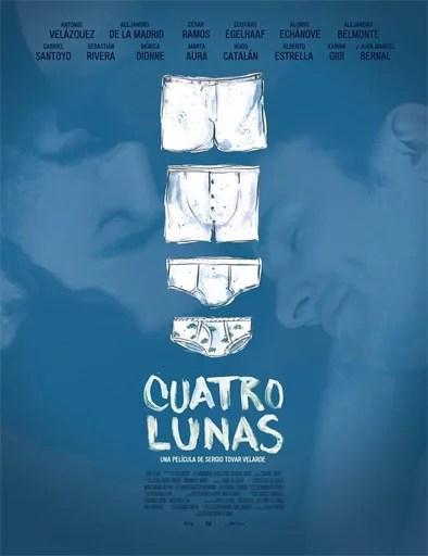 Poster de Cuatro lunas