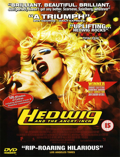 Poster de Hedwig and the Angry Inch