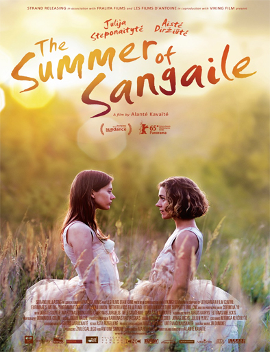Poster de Sangaú¯lé(The Summer of Sangaile)
